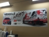 large full color printed banner