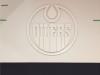laser cut acrylic oilers logo