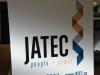 Jatec aluminum sign