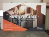 printed crezon plywood sign home builder signs