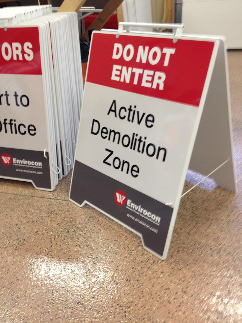 Sandwich Boards Edmonton Sidewalk Signs Edmonton Signkore