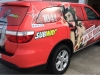 3M entire vehicle wrap