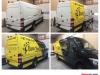 Sprinter van vinyl wrap
