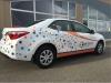 Toyota Camery Vinyl Graphics