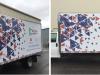 cube van box vinyl digital Avery wrap