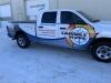 dodge truck vehicle wrap
