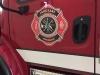 fire truck reflective door decal