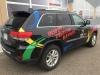 full jeep custom vinyl 3M wrap graphics