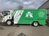 furnace truck vinyl wrap