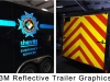 reflective trailer decal graphics