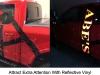 reflective vehicle graphics