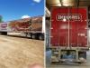 trator trailer full vinyl wrap