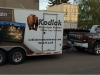 truck and trailer vinyl wrap
