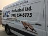 van company graphics
