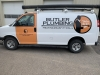van partial wrap and graphics