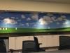 boardroom wall mural vinyl print