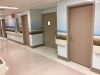 hospital wall mural signage
