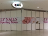 mall hoarding opening soon print