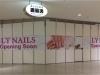 mall hoarding opening soon print
