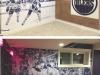 oilers murals