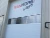 SignKore overhead door lettering